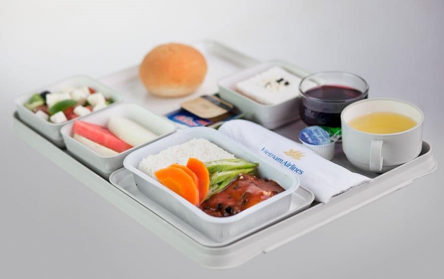 Vietnam Airlines khôi phục và nâng cấp dịch vụ ẩm thực trên chuyến bay