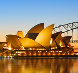 Best flights tickets from Paris to Sydney