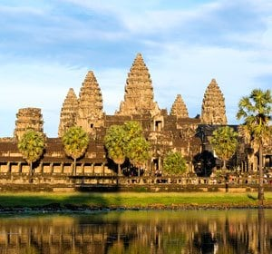 Best flight tickets from Paris to Siem Reap