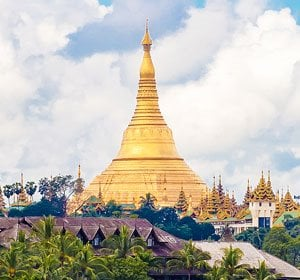 Special airfare from Tapei to Yangon