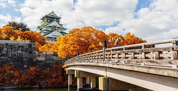Special airfares from Yangon to Japan