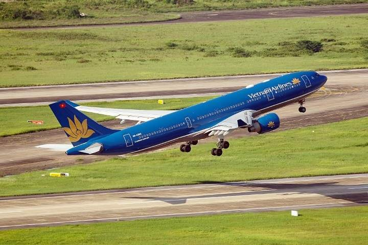 Vietnam Airlines Ngừng Khai Thac đội Bay Airbus A330